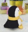 knitting pattern penguin
