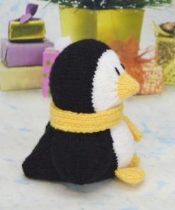 knitting pattern penguin
