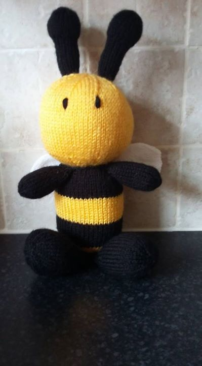 Mr Bumble finished