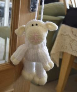 sheep gift bag