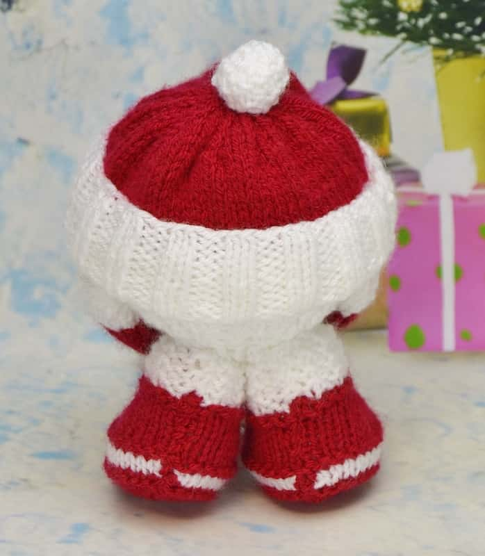 Snowball Knitting Pattern – Knitting by Post