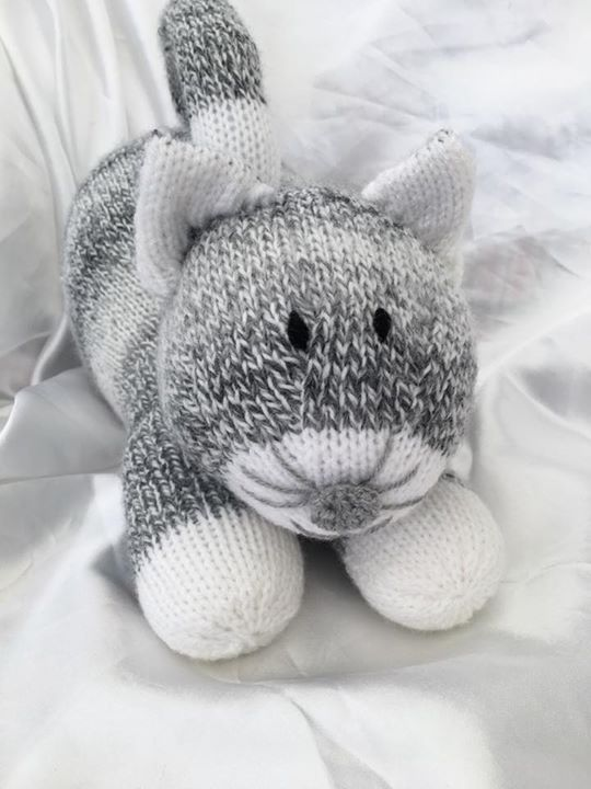 Thank you Vicky Gordon for another amazing pattern loved making Playful cat so much, I can't wait for all my new patterns I have ordered to arrive