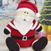 Santa Claus Knitting Pattern