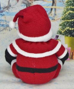 Santa toy pattern