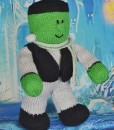 frankenstein knitting pattern