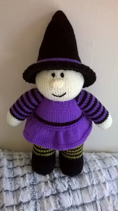 Witchy all done  another fab pattern x