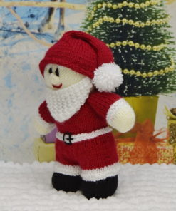 Christmas Knitting Patterns Knitting By Post The Home Of Toy