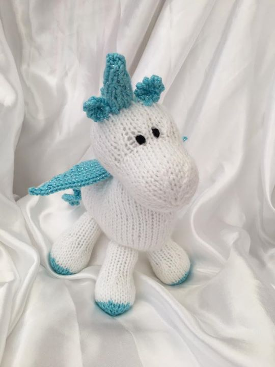 I've just finished my first Stardust the Unicorn and I enjoyed making this one so much another brilliant pattern