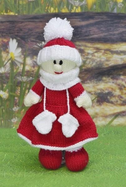 Christmas Eve Knitting Pattern