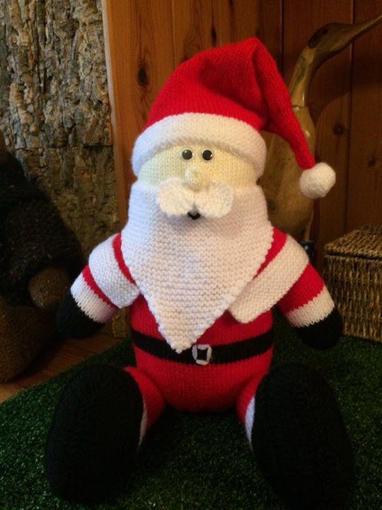 Ho ho ho very pleased with this santa