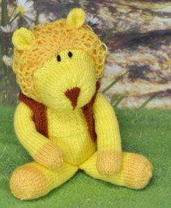 laa la lion knitting pattern