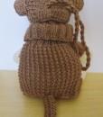 monkey knitting pattern