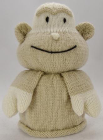 Monkey Knitting Patterns