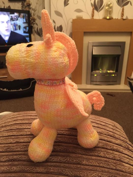 Another unicorn three to go plus three sheep Keeping me busy