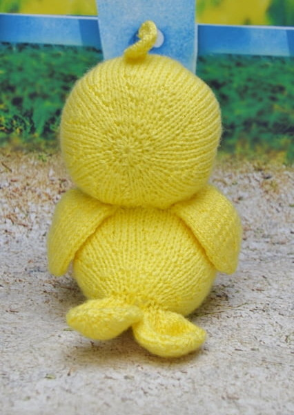 Duck Duck Knitting By Post