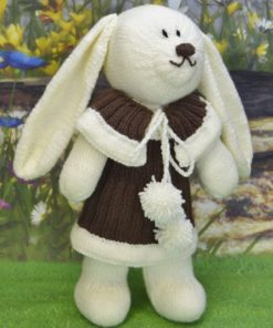 chocolate bunny knitting pattern