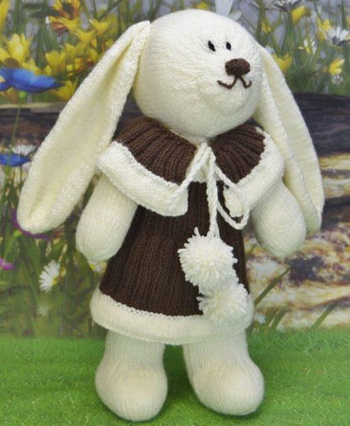 chocolate bunny knitting pattern