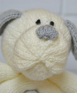dog egg knitting pattern