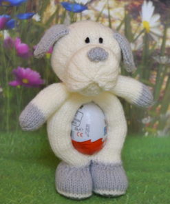 dog knitting pattern