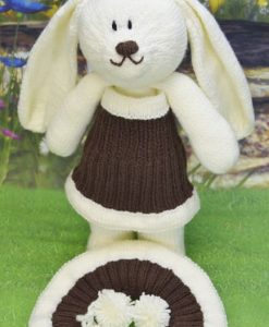rabbit knitting pattern