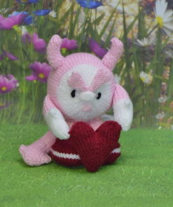 valentines knitting pattern