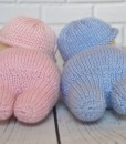 knitted baby pattern