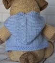 pug knitting pattern