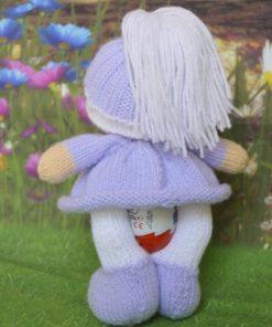 egg doll knitting pattern