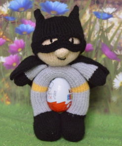 egg hero knitting pattern