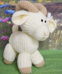 goat knitting pattern