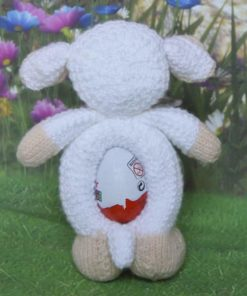 sheep egg knitting pattern