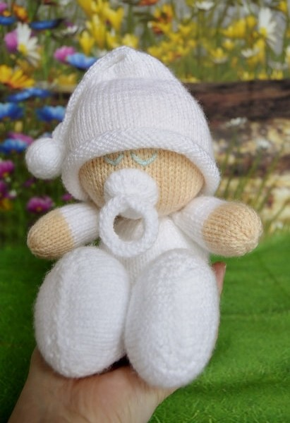 Easy Knit Baby – Knitting by Post