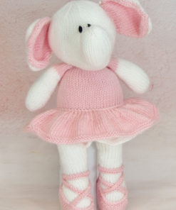 elephant ballet knitting pattern