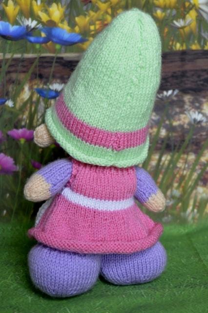 gnome knitting pattern