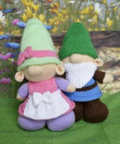 gnomes knitting patterns