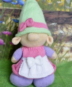 gnorma gnome knitting pattern
