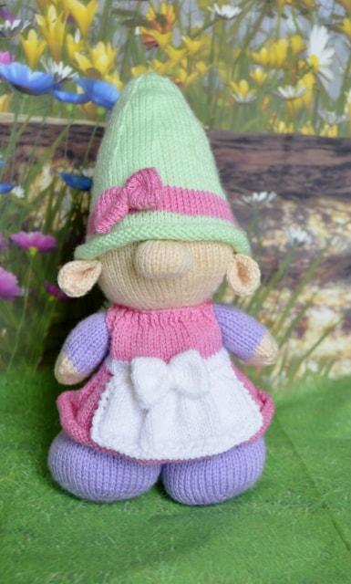 gnorma gnome knitting pattern