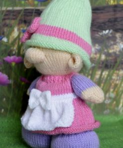 knitting pattern gnome