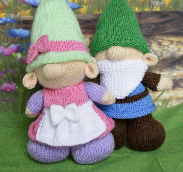 gnome knitting patterns