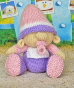 baby gnome knitting pattern