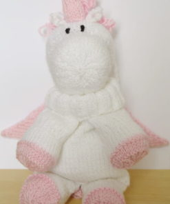 knitting pattern unicorn