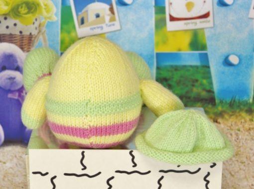 Mr Dumpty knitting pattern