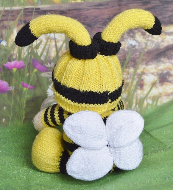 Bumble Baby Knitting By Post