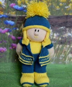 Billy Doll Knitting Pattern