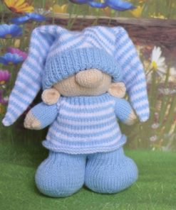 bed time gnome knitting pattern