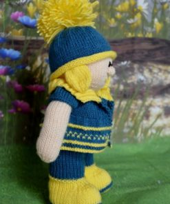 dolly knitting pattern
