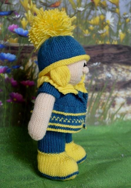 dolly knitting pattern