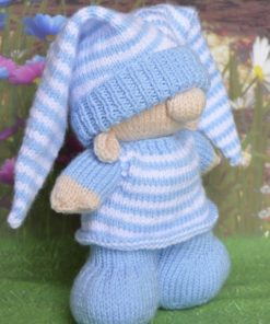 gnome knitting pattern