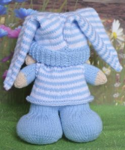 knitted gnome pattern