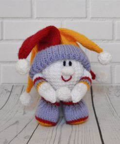 snowball knitting pattern